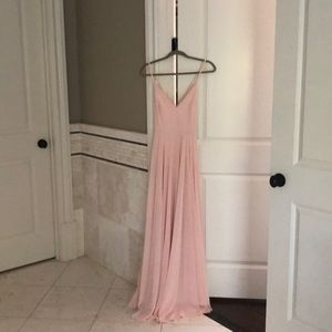 LULU Bridesmaid Dress